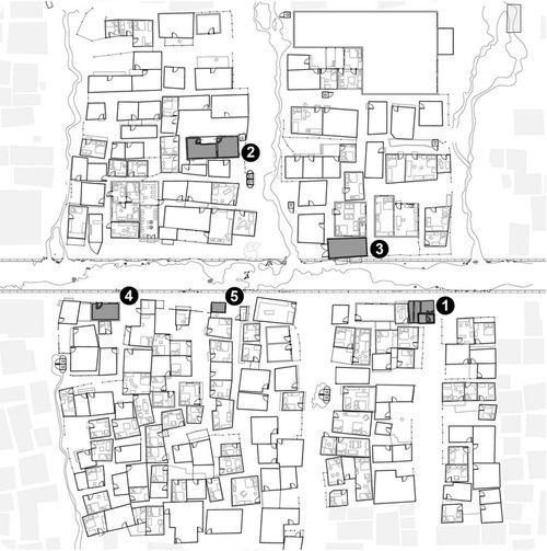 Housing and the Informal City: Diepsloot Context | 26'10 South Architects, 2008 http://housinginformalcitydiepslootcontext.blogspot.co...