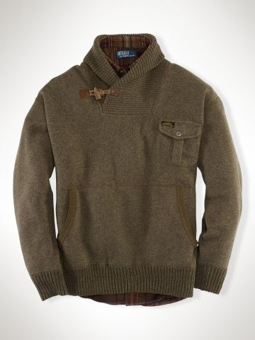 North Country Fleece Pullover - Polo Ralph Lauren Sweatshirts