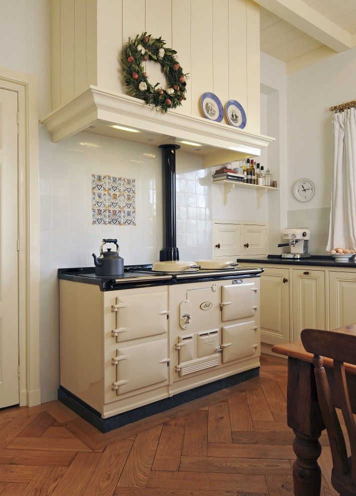 364 best AGA images on Pinterest | Aga kitchen, Kitchen ideas and ...