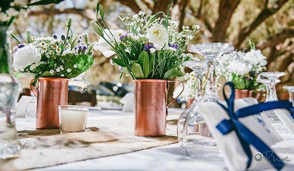 11 ιδέες για τη γαμήλια διακόσμηση | Wedding Planning by My Best Wishes Events | Wedding Photography by rChive Photography | See more at WeddingTales.gr | http://weddingtales.gr/index.php?id=647