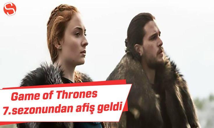 Game of Thrones'un 7.sezonundan ilk afiş! #gameofthrones #yenisezon #afiş