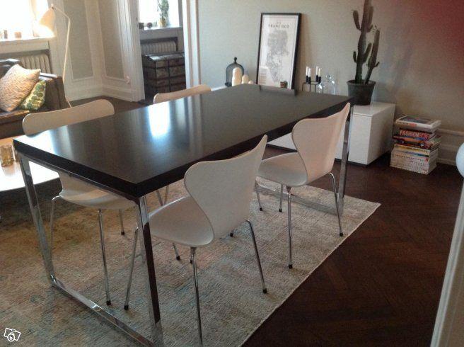 Stilrent matbord från BoConcept | Stockholm