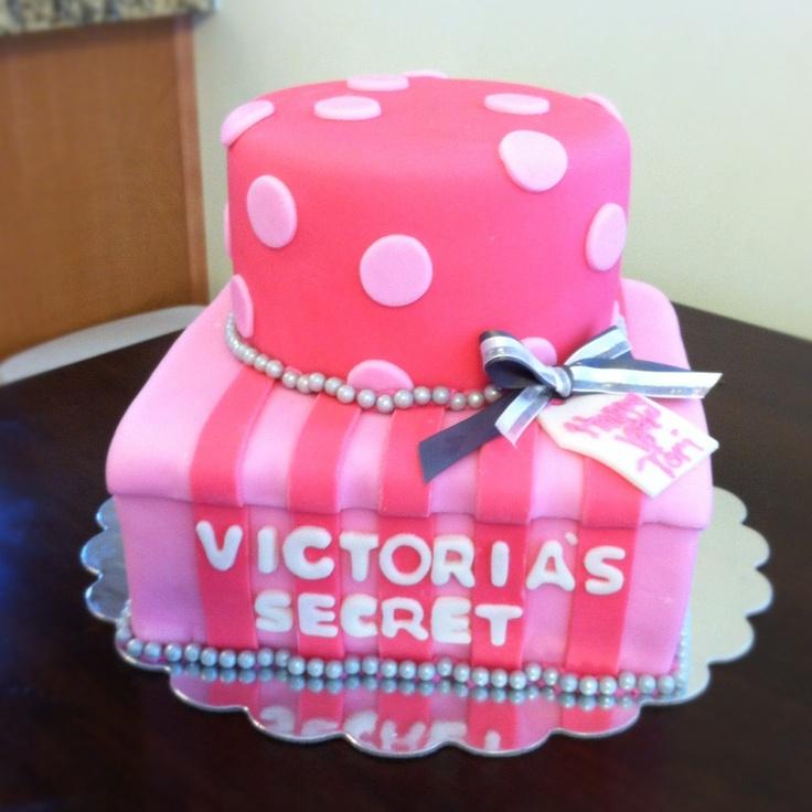 Decorating Ideas > Victorias Secret Cake!  Cake  Pinterest  Cakes  ~ 192958_Birthday Party Ideas Victoria Bc