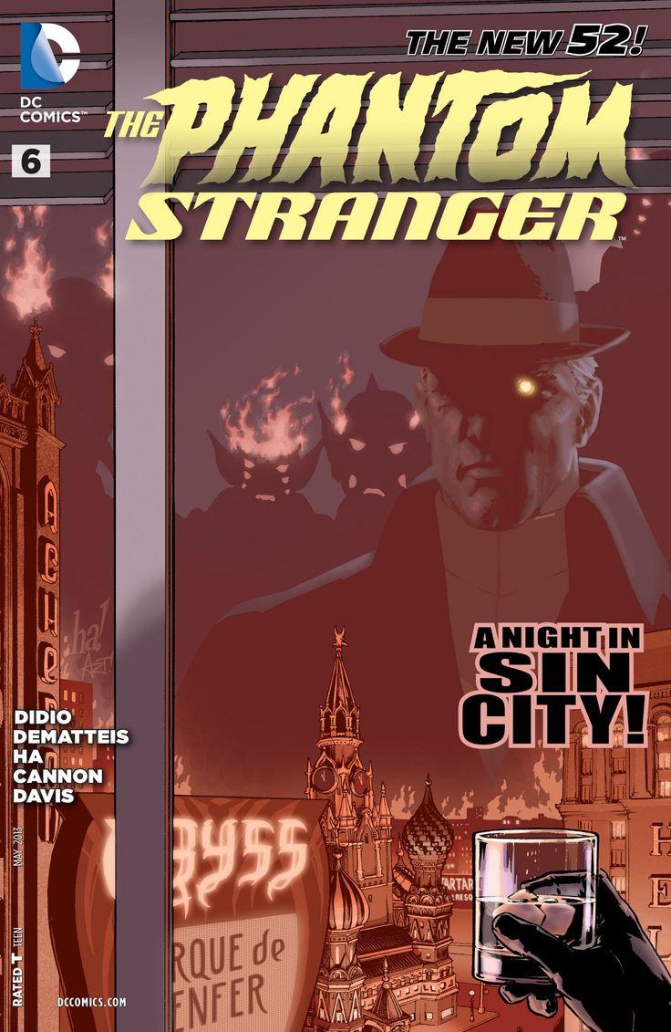 Trinity Of Sin: The Phantom Stranger #6