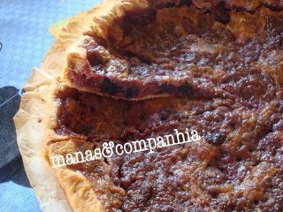 Receita Tarte de frutos silvestres (isa) de manas&companhia