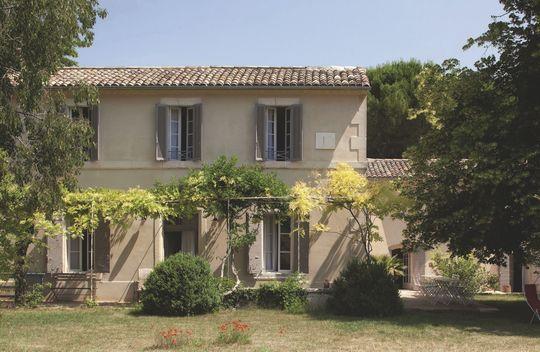 Maison r nov e moderne dans le lub ron mediterranean for French countryside real estate