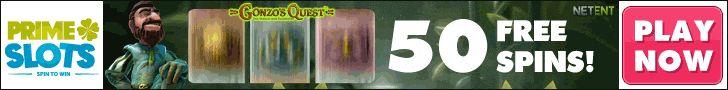 FREE CASINO AND BINGO MONEY.: 50 Free spins Gonzos Quest + 200% First debosit bo...