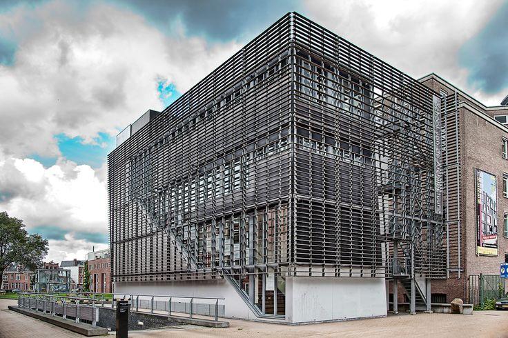 School van de Architectuur. Reitemakersrijge, Groningen. The Netherlands.