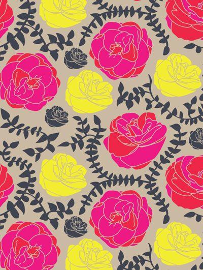 print & pattern: DESIGNER - patricia capella
