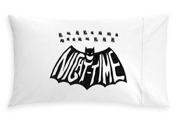 NIGHT TIME PILLOW CASE