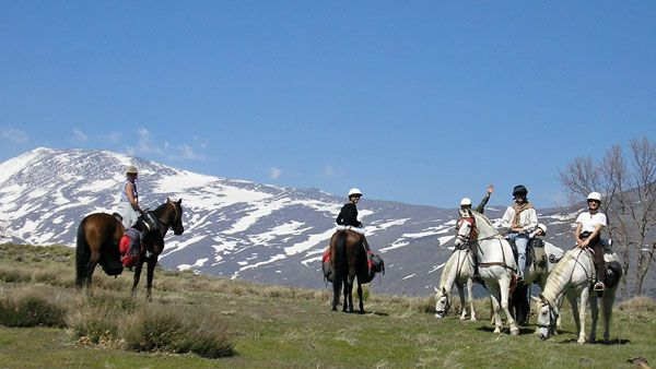 Spanien   Ridning   Ridresa   Ridläger   Hästresa   horseXplore