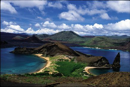 Galapagos Islands, Ecuador. The most beautiful place on earth.