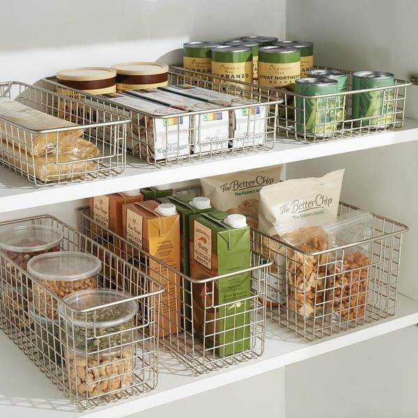InterDesign  Classico Wire Baskets | iQliving