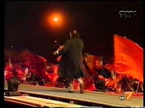 Antonello Venditti live - Circo Massimo 2001 - Grazie Roma