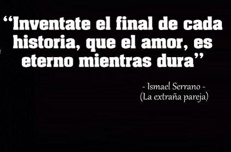 〽️Ismael Serrano...