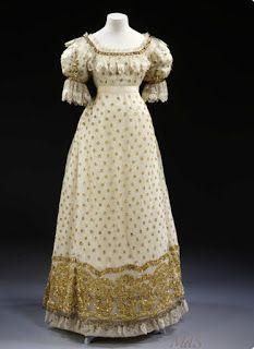 .História da Moda.: A Moda e o Tempo: Os Primeiros Vitorianos