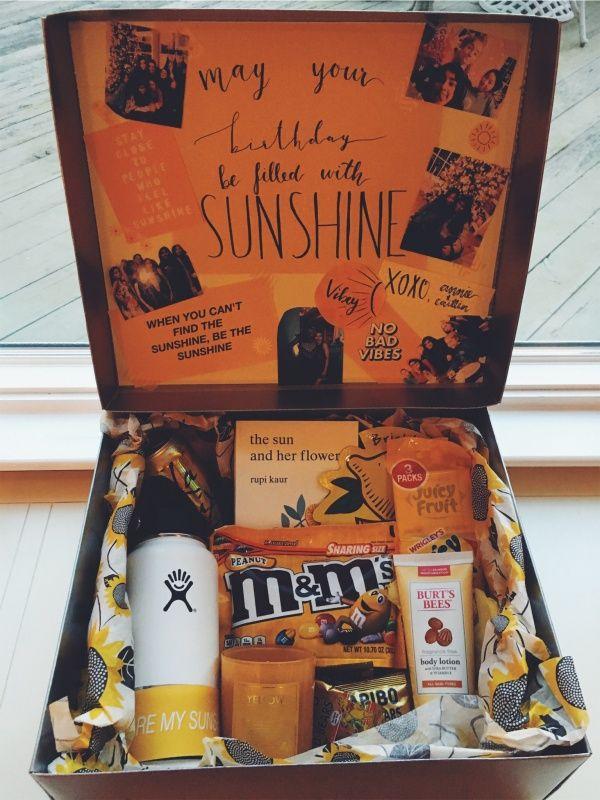 Naomishwartzer Cute Birthday Ideas Gift Baskets 16th