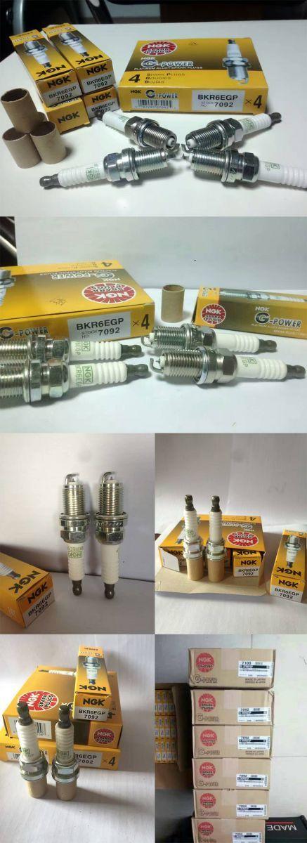 7092 NGK spark plug platium
