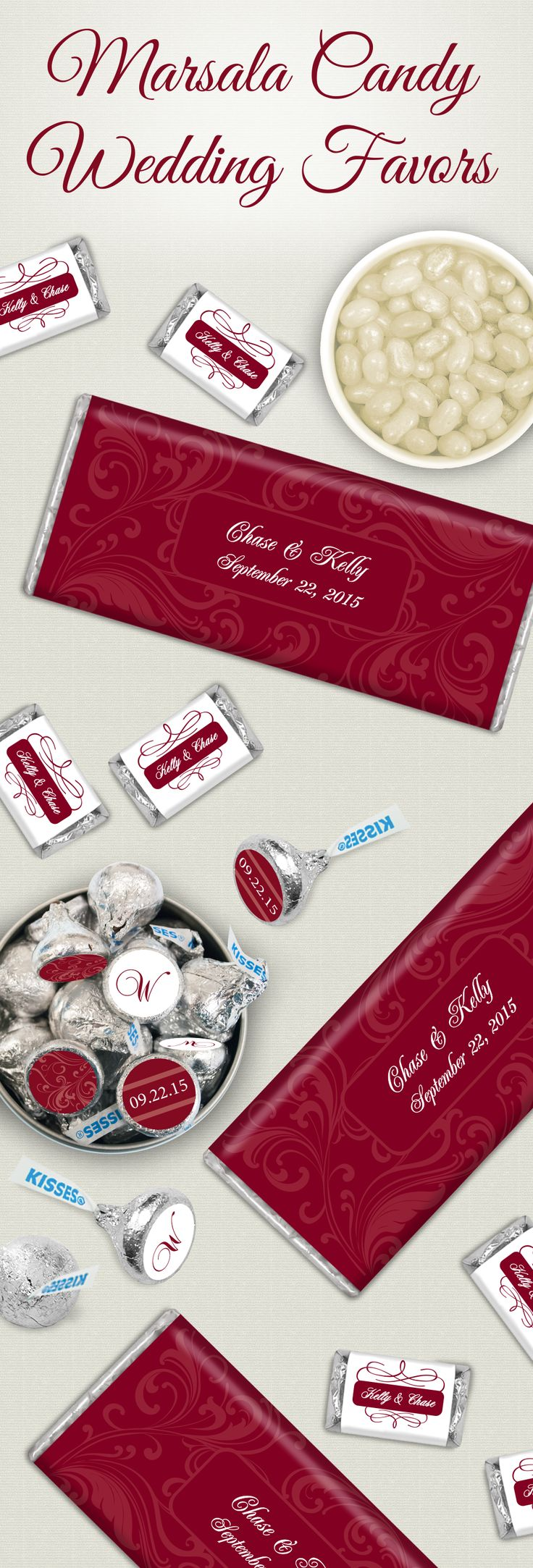 Best 25+ Candy wedding favors ideas only on Pinterest | Weddings ...