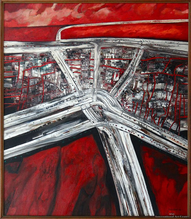 International Art Centre - Robert Ellis - Motorways