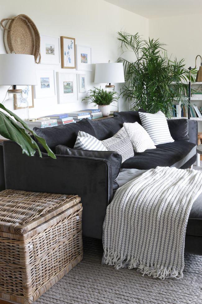 Best 25 Long sofa ideas on Pinterest Pink velvet sofa Build a