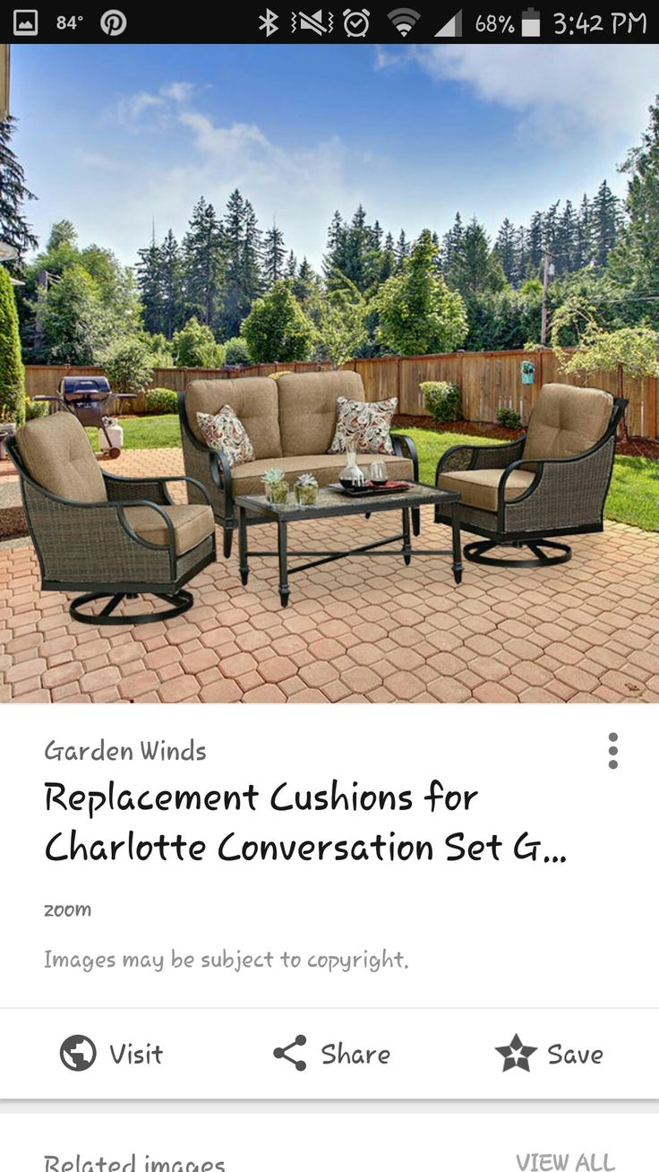 15 best lazy boy charlotte outdoor furniture images on pinterest
