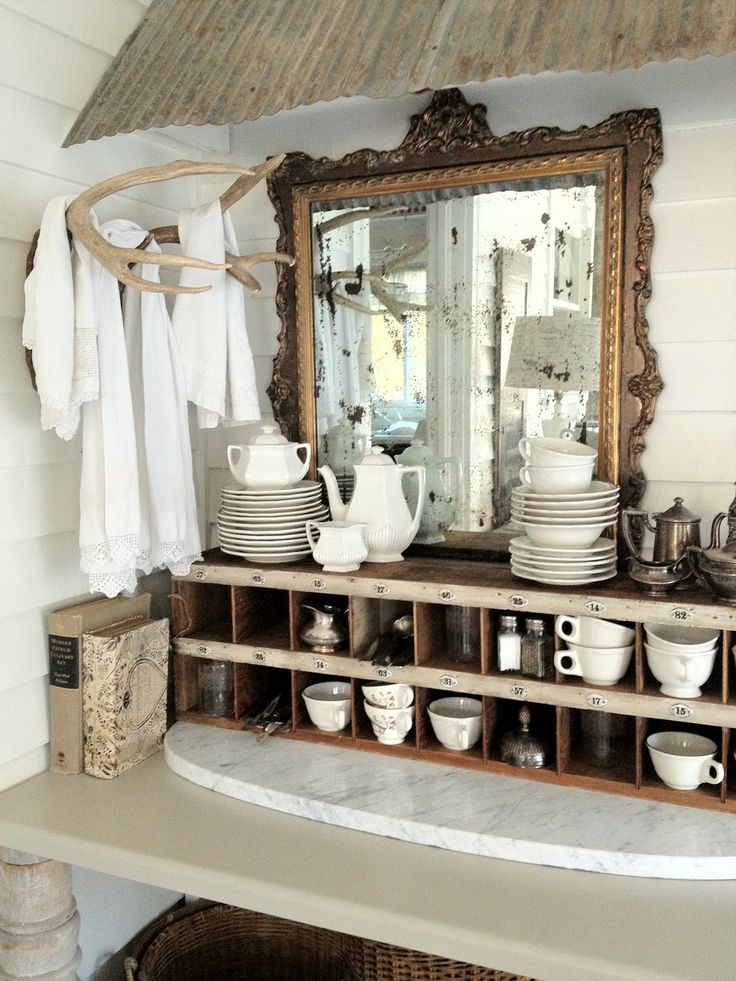 107 best kitchen counter decor images on pinterest Retro home ideas