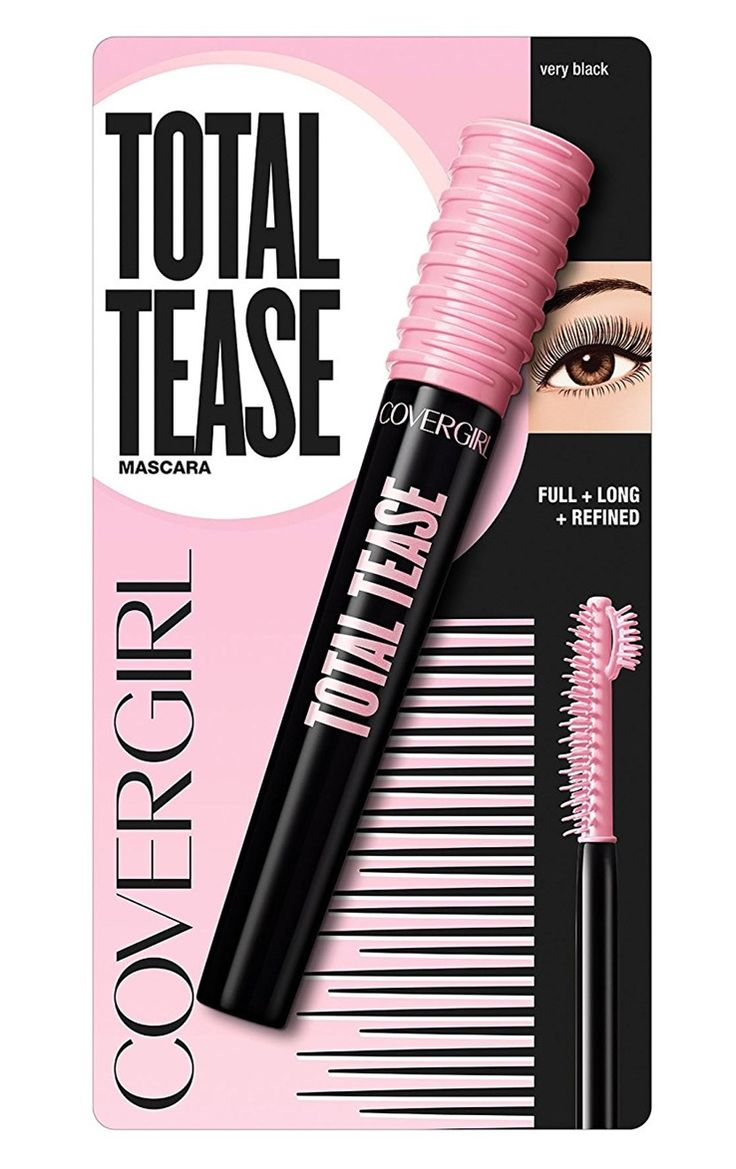 Covergirl Summer 2017 Featuring Total Tease Mascara – Musings of a Muse