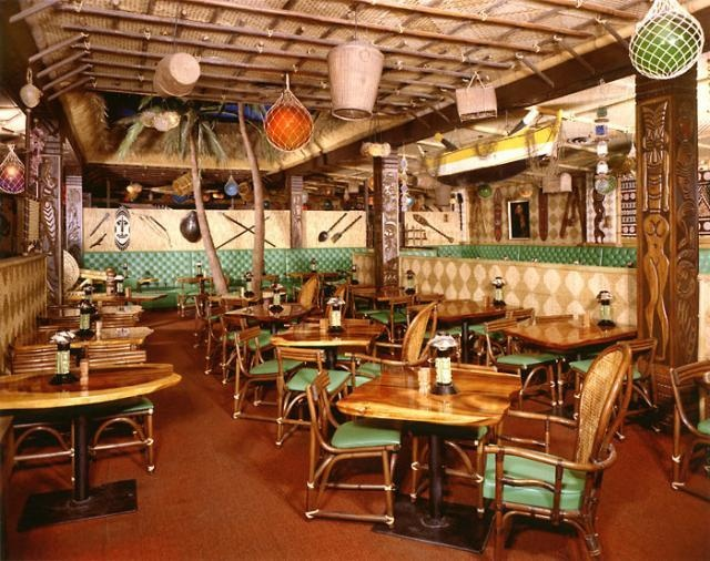 The 25 best vintage tiki ideas on pinterest tiki room for Tiki room decor