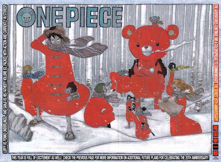 One Piece 848 - Page 3 - Manga Stream