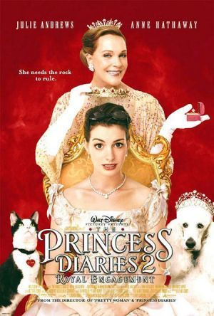 Movies list - Royalty - The Princess Diaries 2 - Royal Engagement 2004.jpg