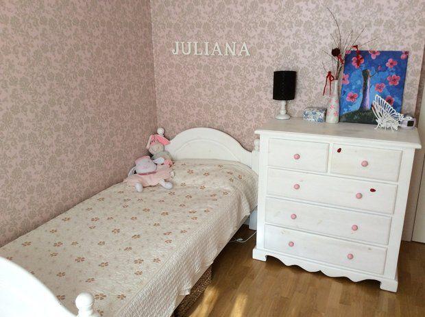 """Детская: пюпитр и паркет, деревянная мебель в """"провансе"""""""