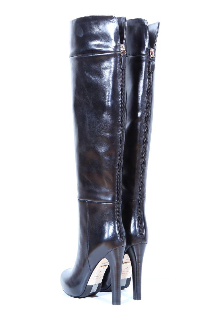 sexy Overknee Stiefel Schuhe Damen Moderne 0888 Schwarz 38