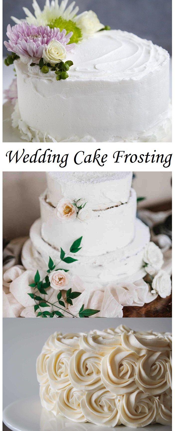 Wedding Cake Frosting Wedding Cake Frosting Wedding Cake Frosting Recipe Wedding Cake Icing