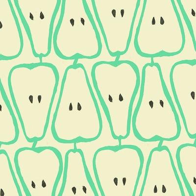 Pear Pattern.