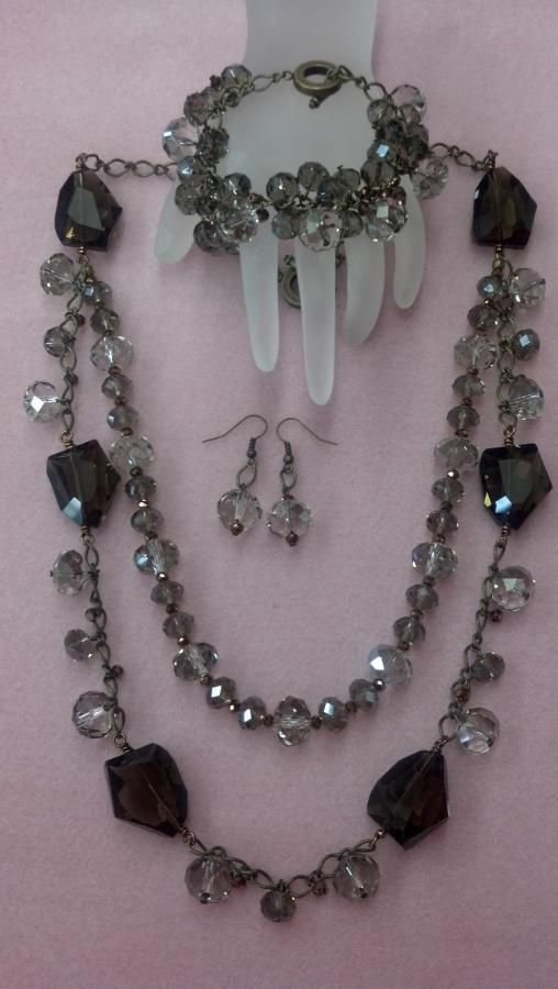 Night Out On The Town! - Jewelry creation by kimberly newman