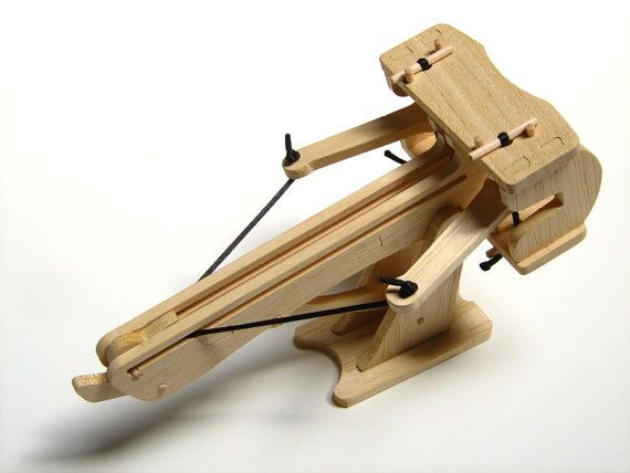 how to build a ballista out of wood