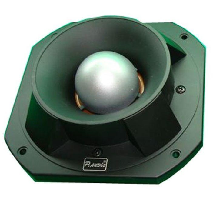 ส่วนลดชั่วโมงนี้<SP>NKE P.AUDIO PST-888 ดอกลำโพงเสียงแหลมหัวจรวด 500 วัตต์ - สีดำ++NKE P.AUDIO PST-888 ดอกลำโพงเสียงแหลมหัวจรวด 500 วัตต์ - สีดำ P.AUDIO PST-888 ดอกลำโพงเสียงแหลมหัวจรวด500วัตต์ ธวีตเตอร์ P-AUDIO Diameter (Inch) : 7x7 Power Rating (W) : 300-500 699 บาท -53% 1,500 บาท ...++