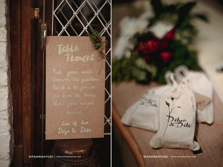 Home Wedding Decor