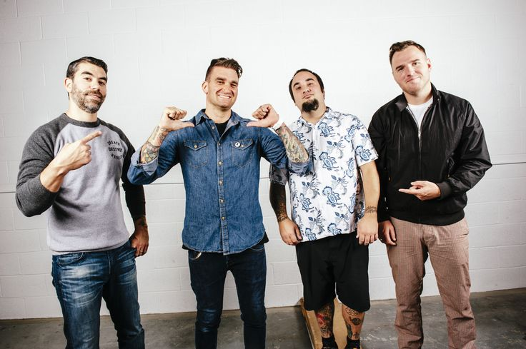 New Found Glory band photo