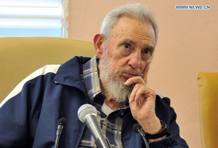 Spotlight: Legendary Cuban leader Fidel Castro passes away at 90 - http://www.therussophile.org/spotlight-legendary-cuban-leader-fidel-castro-passes-away-at-90.html/