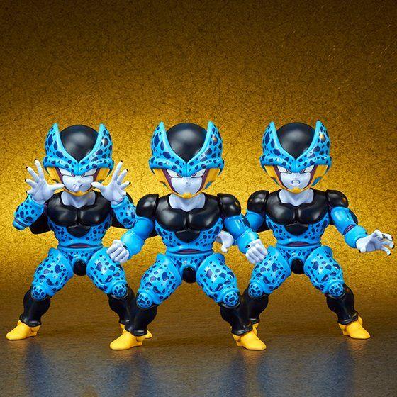 ToyzMag.com » Cell Jr – Gigantic series par Bandai