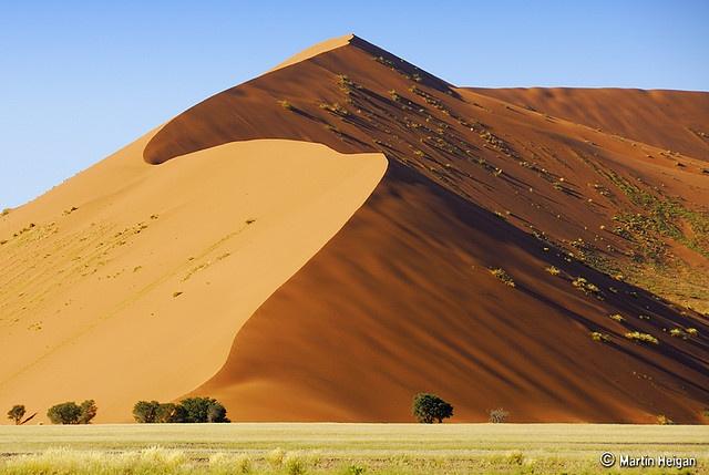 Sossusvlei Dune (Namibia) by Martin_Heigan, via Flickr
