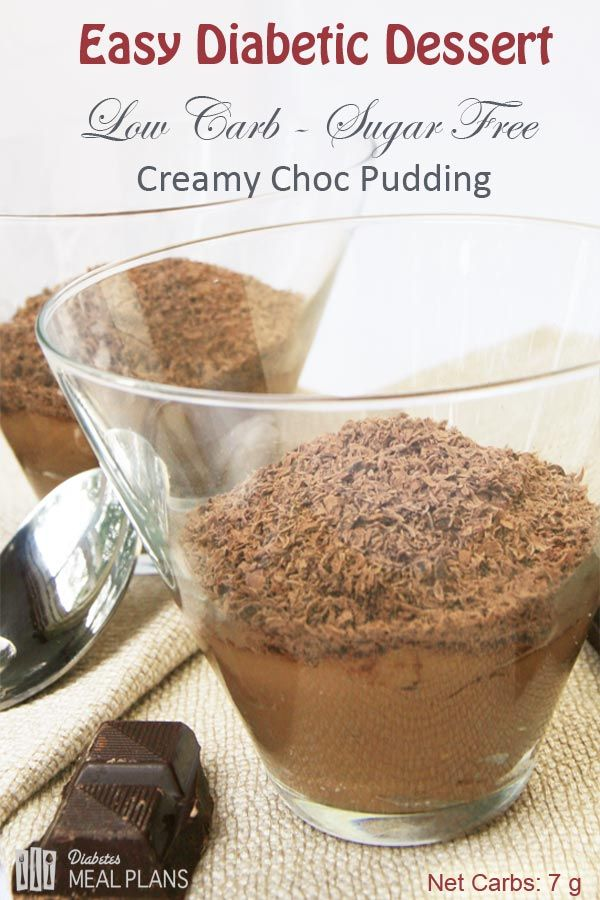 909 best recipes diabetic images on pinterest no sugar desserts low carb sugar free creamy chocolae pudding mousse awesome simple and just 7 forumfinder Image collections