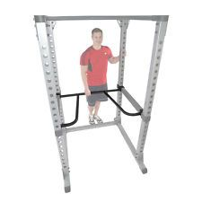 Body-Solid Dip Attachment for Pro Power Rack Station GPR378  - Free Shipping