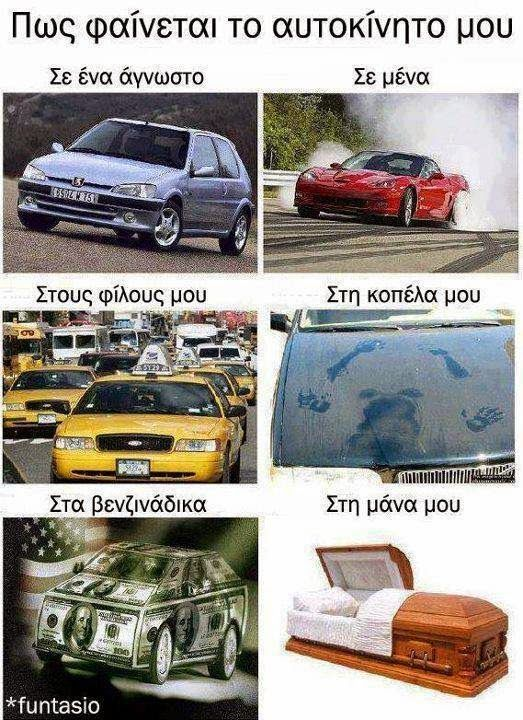 Η ΔΙΑΔΡΟΜΗ ®: Πως φαίνεται το αυτοκίνητό μου