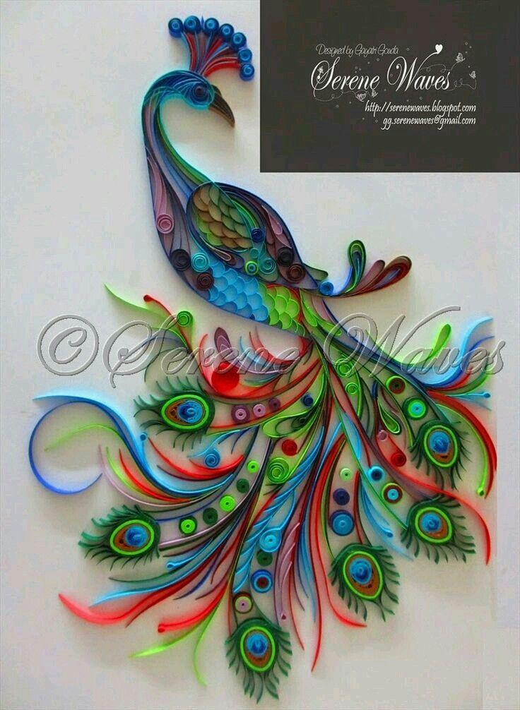 Peacock idea