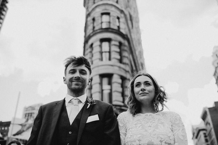 Flatiron Building Wedding