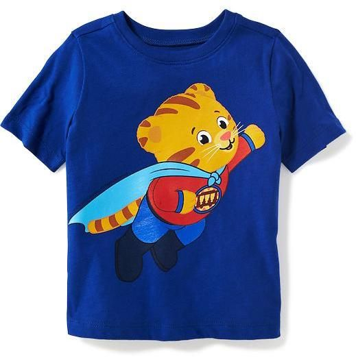 022964ff05 Old Navy Daniel Tiger's Neighborhood Tee for Toddler Boys. Find this Pin  and more ...