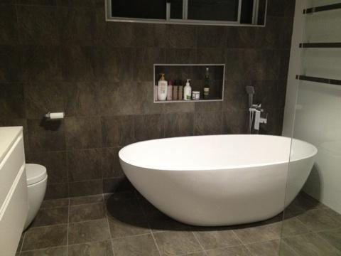 Freestanding Bathroom Design Ideas - Get Inspired by photos of Freestanding Bath Designs from JD Mackie Interiors - Australia | hipages.com.au